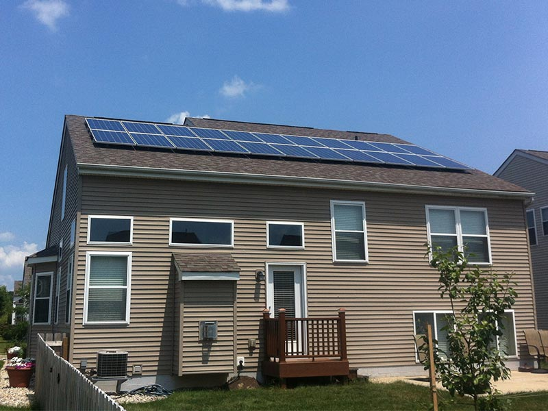 5.28 kW Residence, Delaware, OH